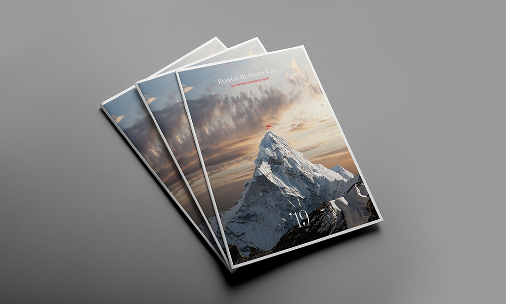 Everest Re Corporate Responsibility Report
