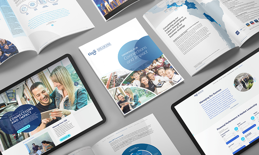 Millicom Integrated Annual Report